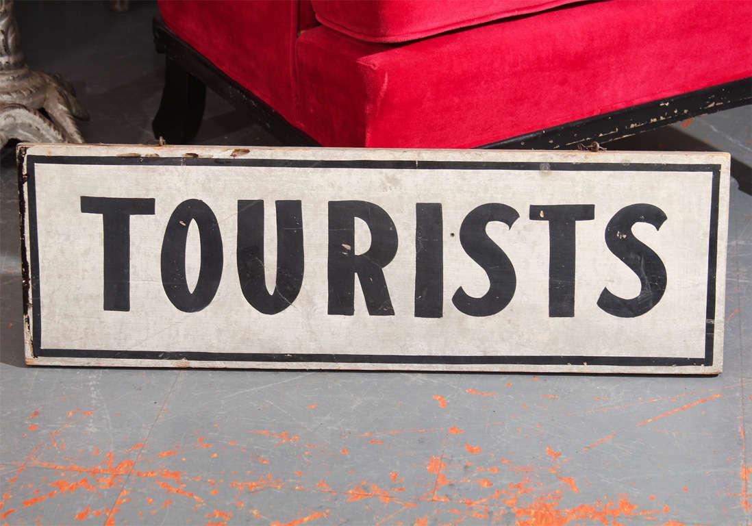 tourist sign image 2