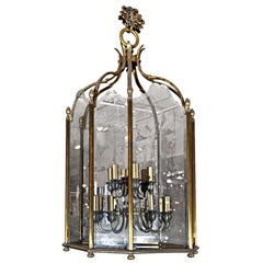Large Octagonal Chandelier