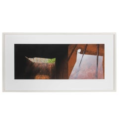 "Christopher Sharples Photograph, ""Skip Diptych"""