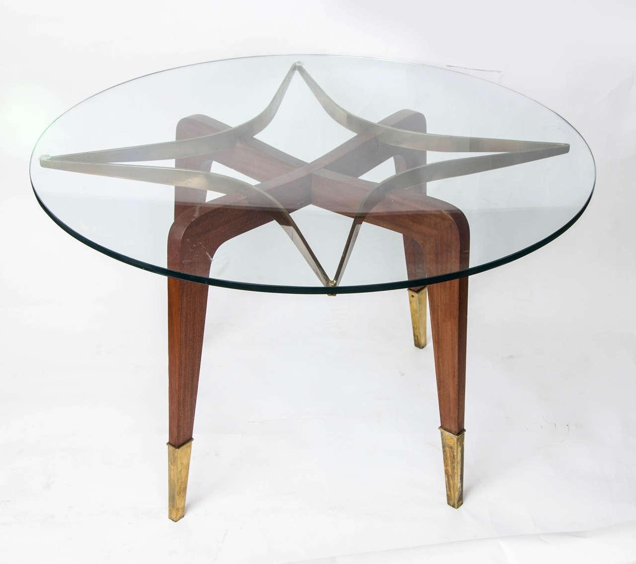 Italian Coffee Table 1950s Italian Coffee Table By Paolo Buffa At 1stdibs