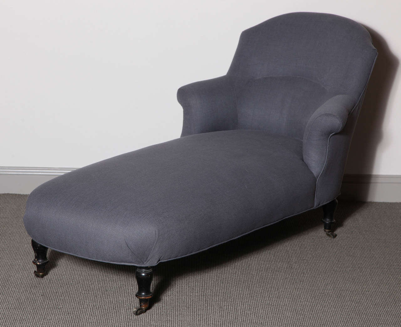 napoleon iii chaise for sale at 1stdibs. Black Bedroom Furniture Sets. Home Design Ideas