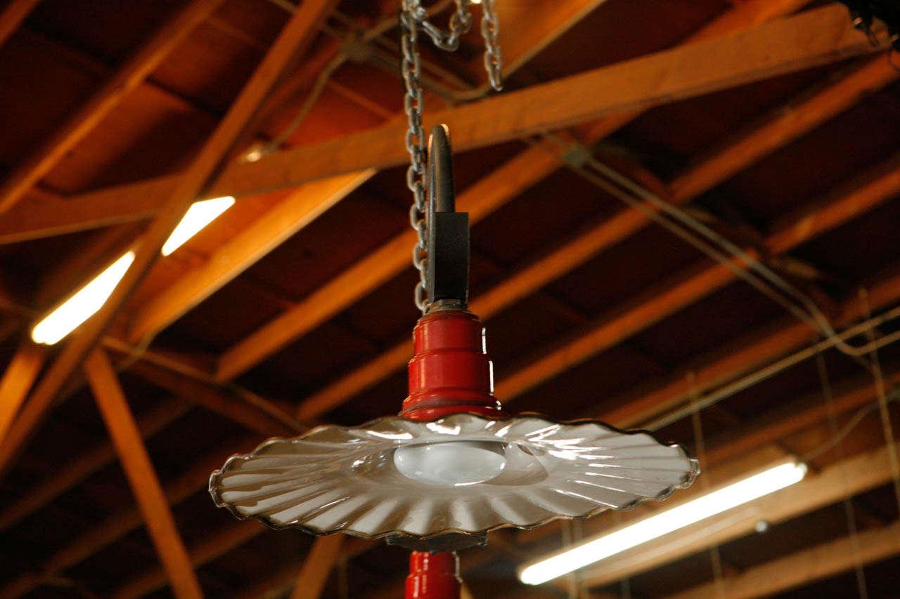 1930 S Gas Station Light For Sale At 1stdibs