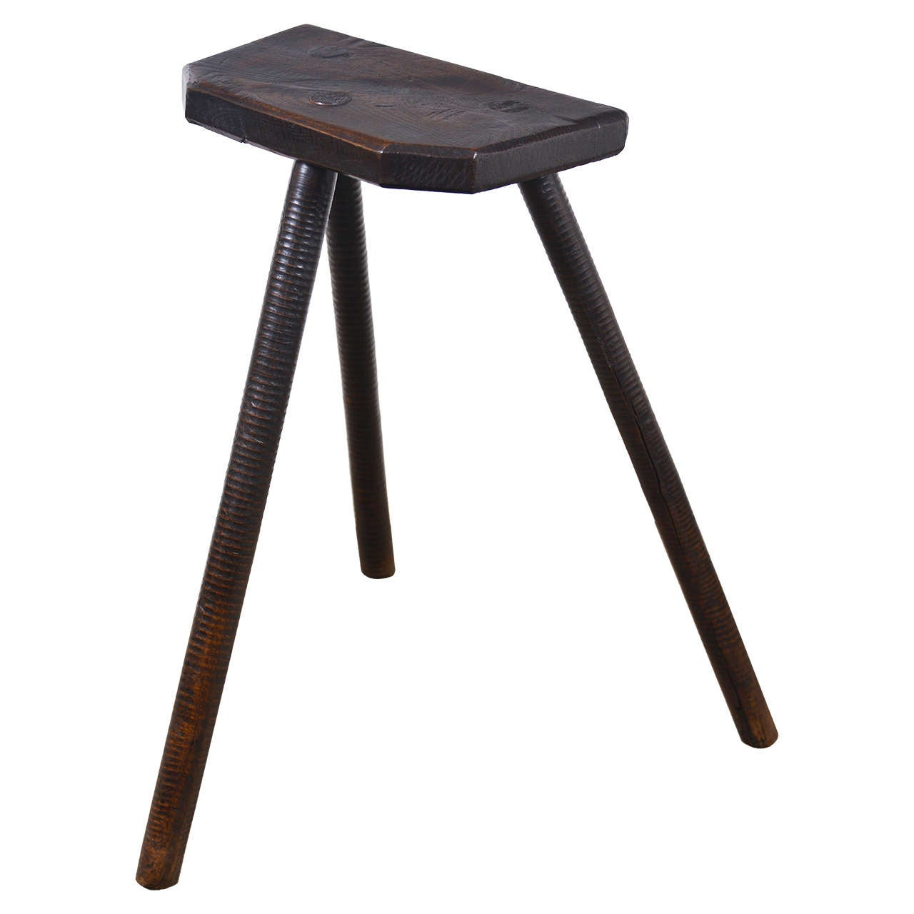 19th Century Cutleru0027s Stool From England For Sale