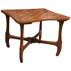Don Shoemaker Rosewood Table