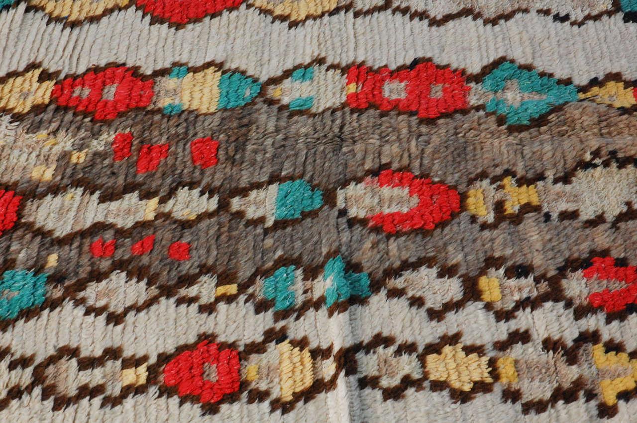 Vintage Moroccan Rug 7