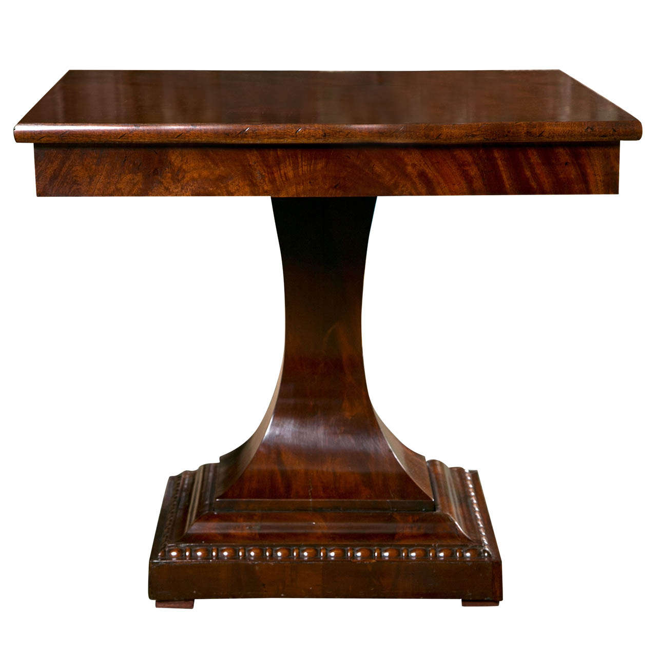 Mahogany centre table for sale at 1stdibs for Furniture centre table