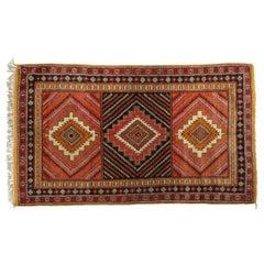 Moroccan Tribal African Rug