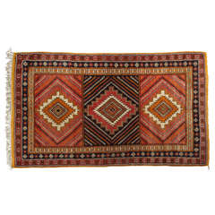 Moroccan Tribal African Rug