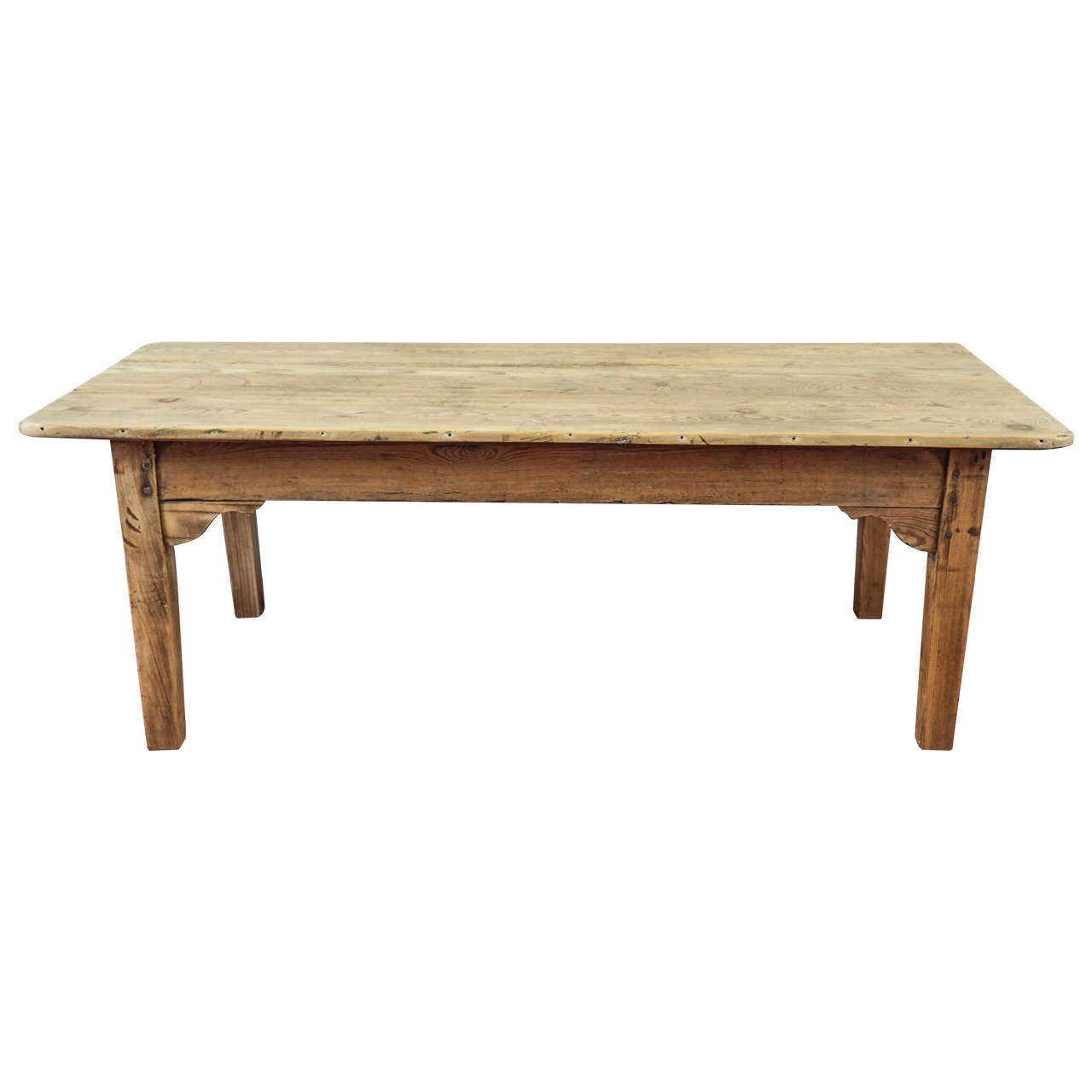 Antique French Country Coffee Table At 1stdibs