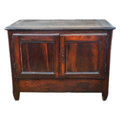 French Fruitwood Two-Door Buffet