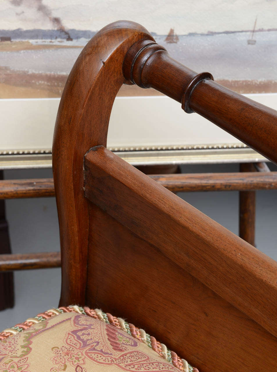 Arts and crafts or mission daybed circa 1905 for sale at for Arts and crafts daybed