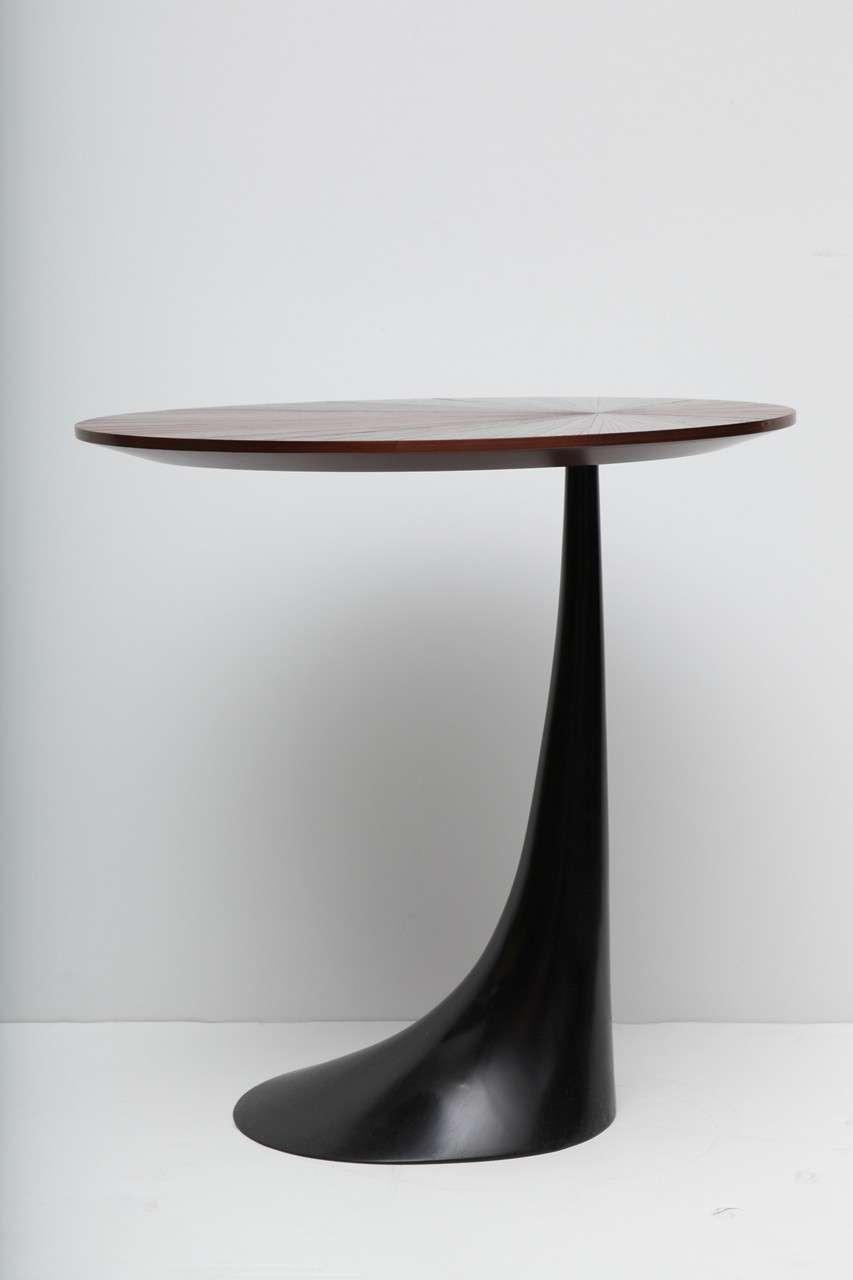 herv van der straeten gu ridon substance side table france 2006 for sale at 1stdibs. Black Bedroom Furniture Sets. Home Design Ideas