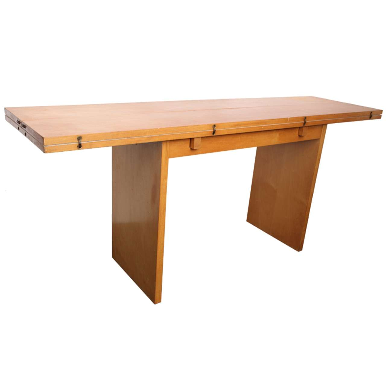 Dining table console converts dining table - Console table converts to dining table ...