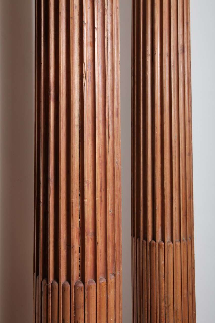 Four by Neoclassicism inspired columns 6