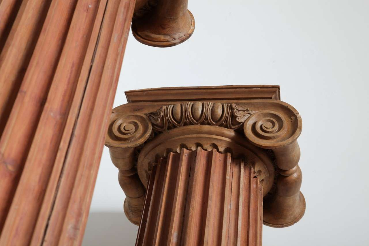 Four by Neoclassicism inspired columns 7