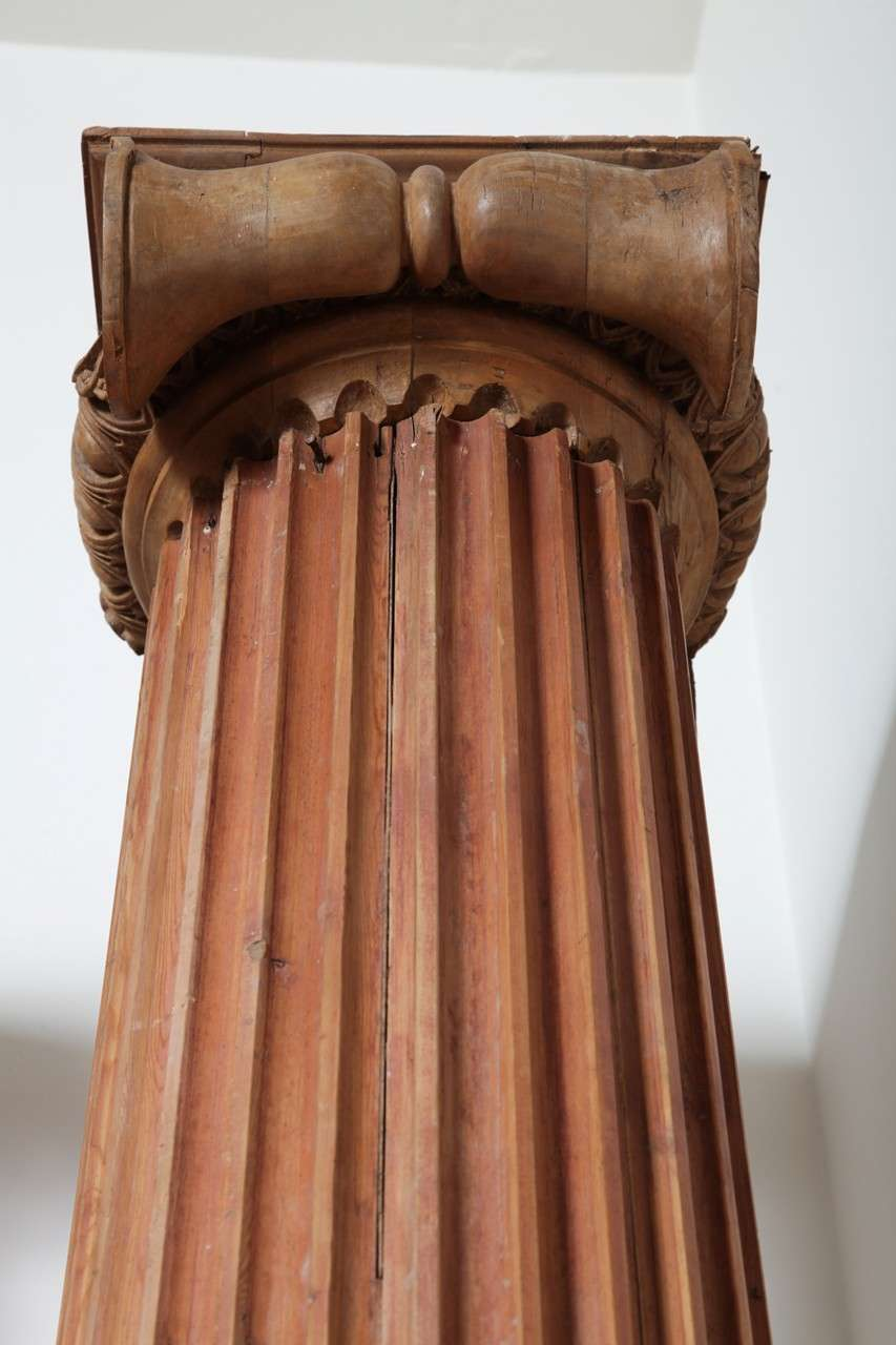 Four by Neoclassicism inspired columns 8