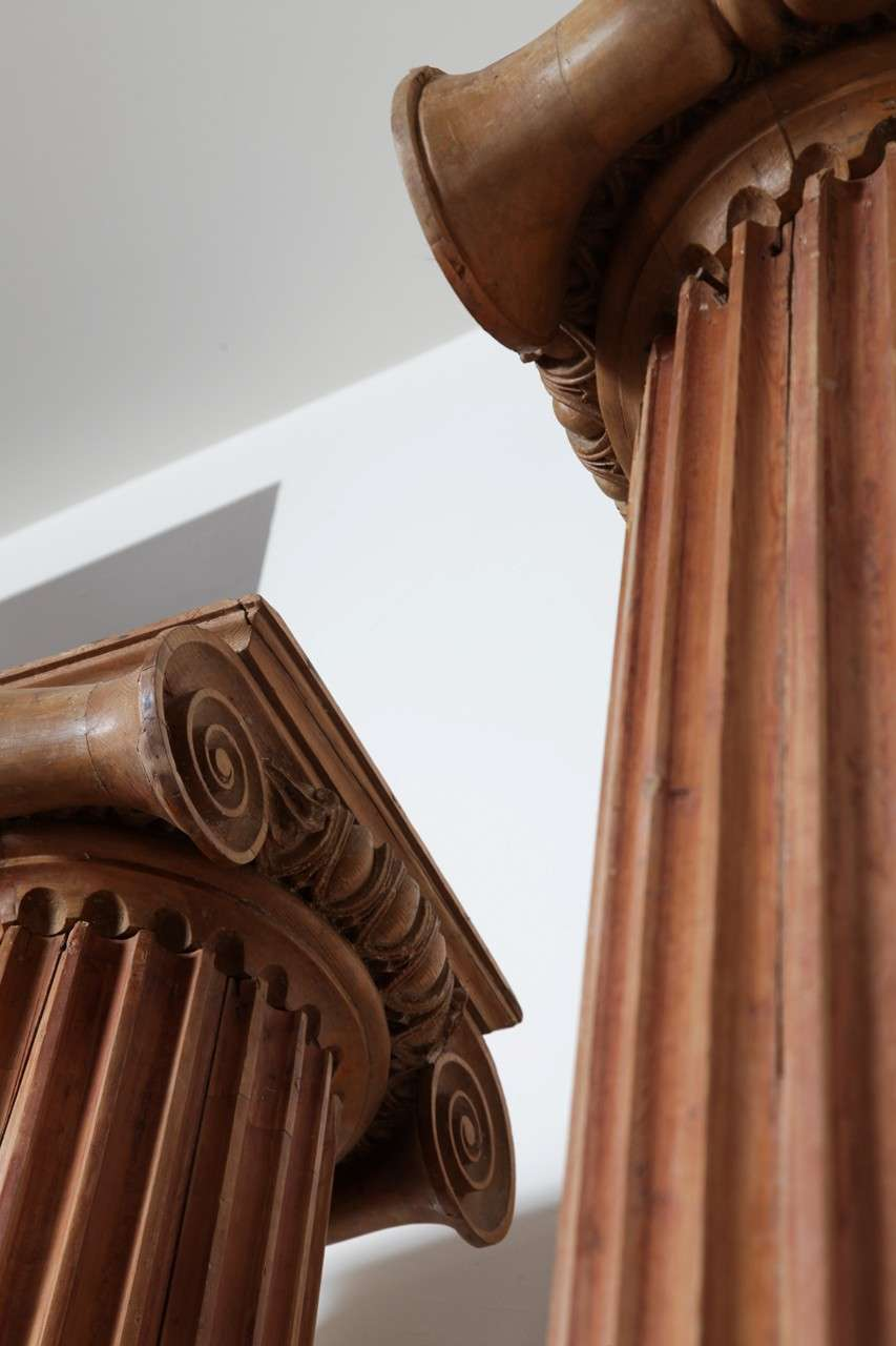Four by Neoclassicism inspired columns 9