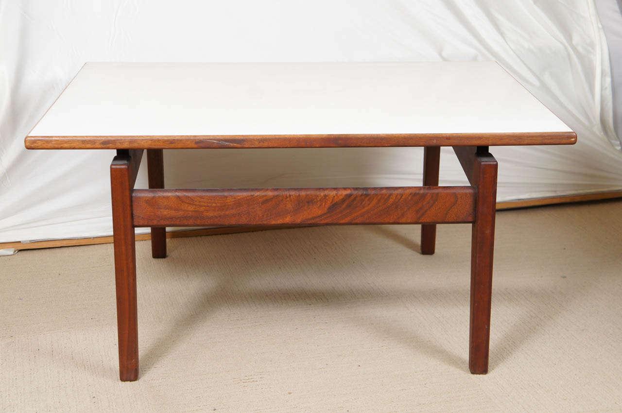 Jens risom coffee table at 1stdibs jens risom coffee table 2 geotapseo Choice Image