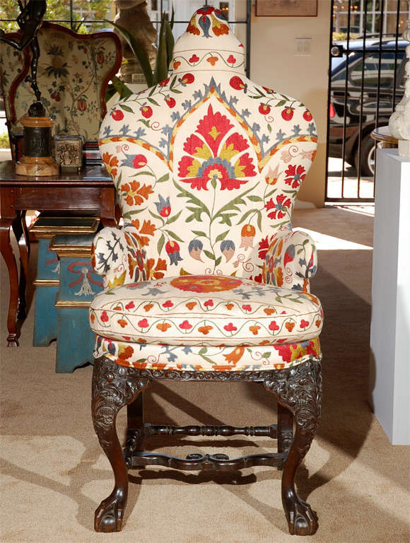 Anglo-Indian Chair 2