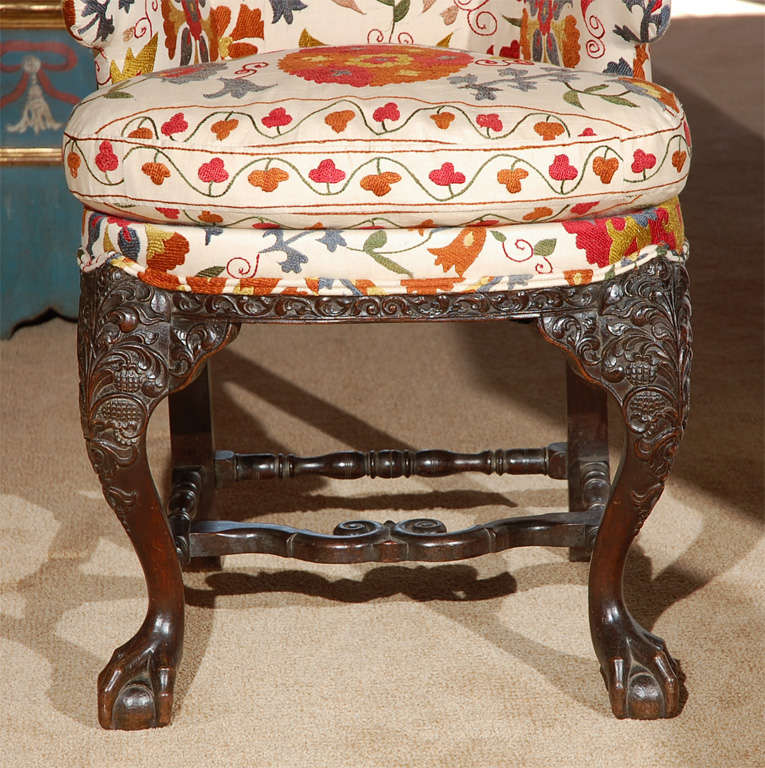 Anglo-Indian Chair 3