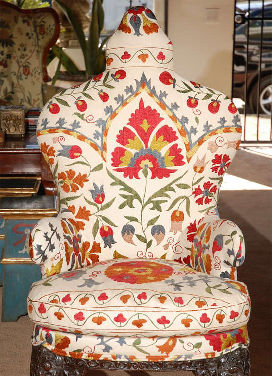 Anglo-Indian Chair 4