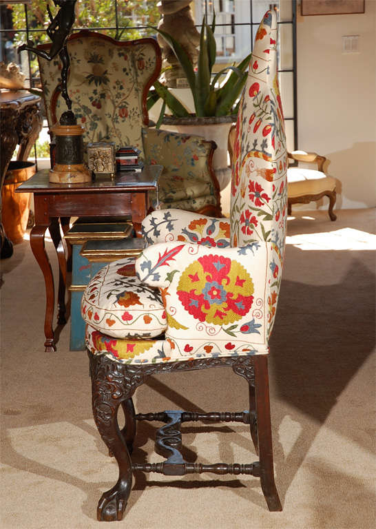 Anglo-Indian Chair 6
