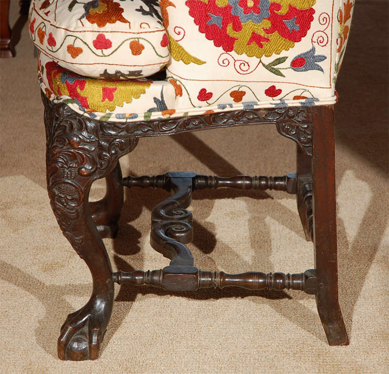 Anglo-Indian Chair 7