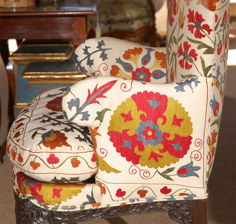 Anglo-Indian Chair 8