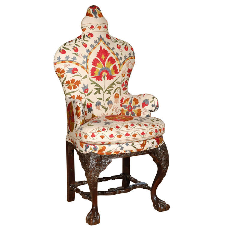 Anglo-Indian Chair 1