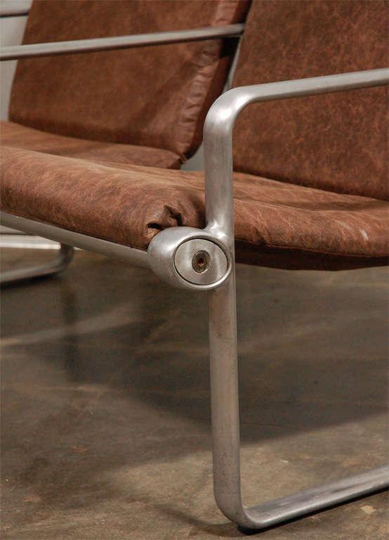 Hanna Morrison 2 Seat Airport Sling Sofa 6