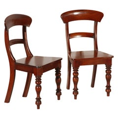 19th Century Salesman Sample Miniature Chairs