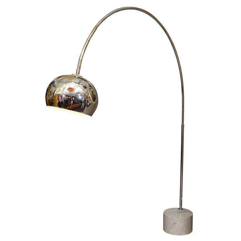 28 vintage arco lamp modern chrome vintage retro arco style