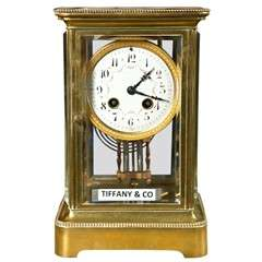 Carriage Clock by Tiffany & Co