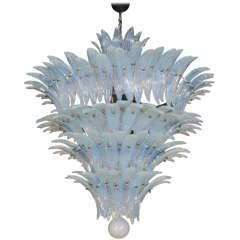 Murano Glass Chandelier by Veronese