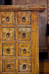 Chinese apothecary cabinet, late 19th century image 3