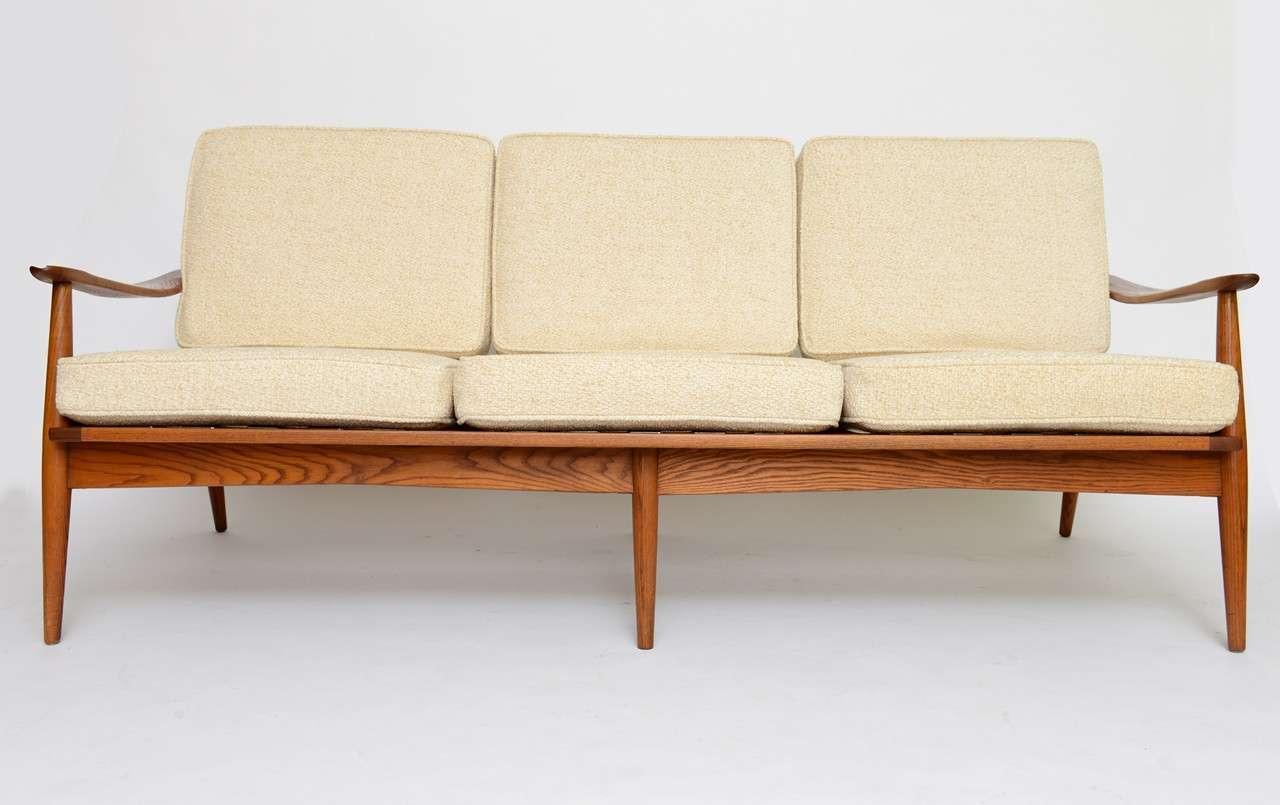Wide Sofa Wide Sofa Wayfair The Dunbar Wide Angle Sofa By Edward Wormley At 1stdibs Wide 3