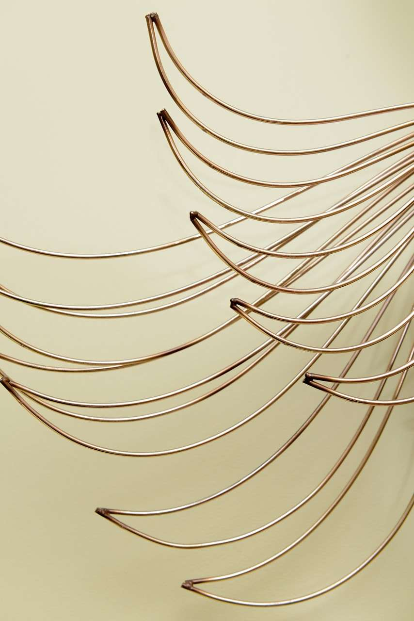 C. Jeré Birds of Paradise Wall Sculpture For Sale 3