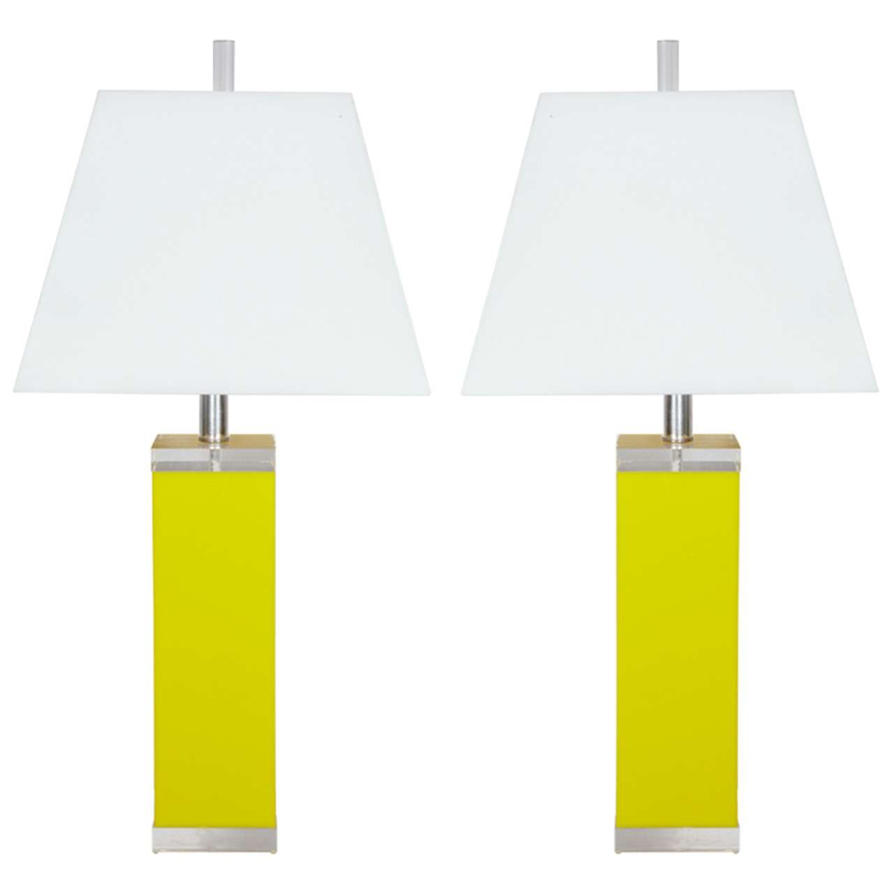Great Pair of 1970s Lamps
