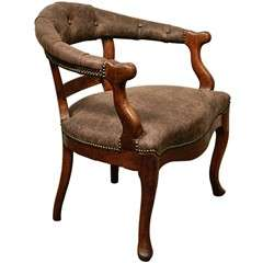 Antique William III Dutch Armchair