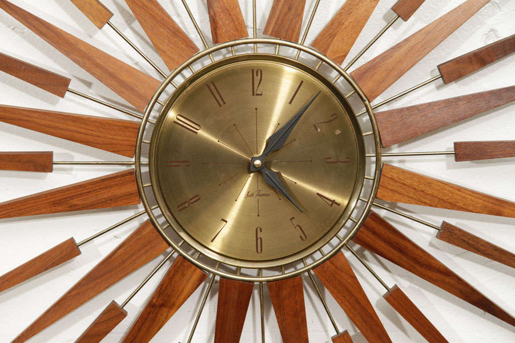 Sunburst Clock image 2