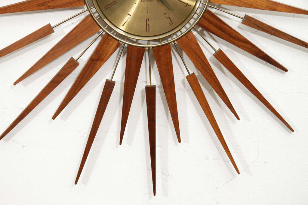 Sunburst Clock image 4