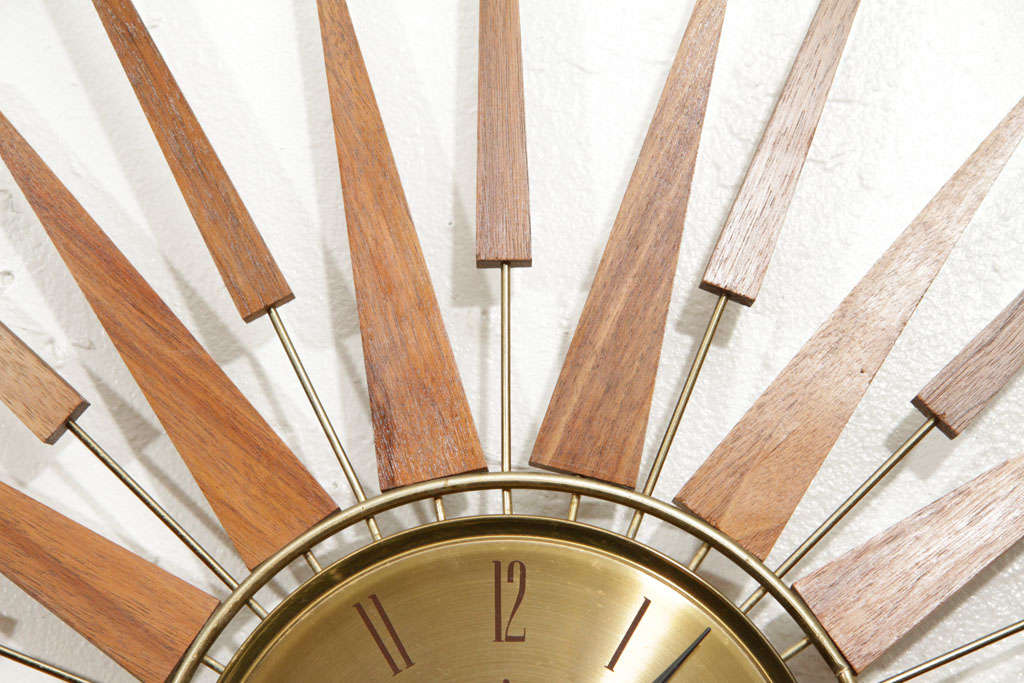 Sunburst Clock image 5