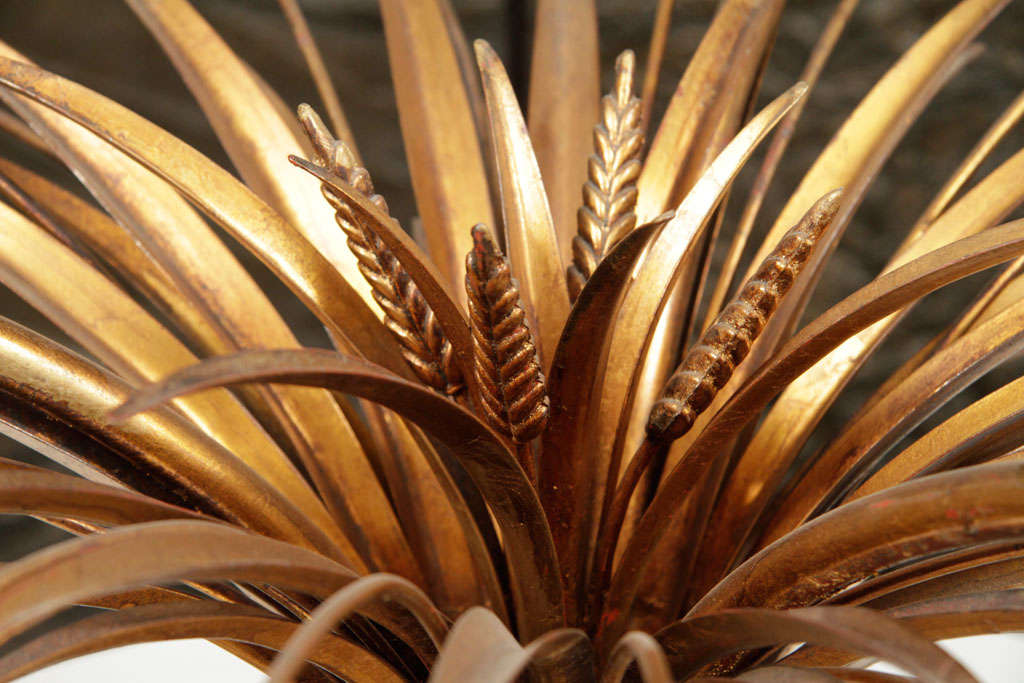 Classic Sheaf of Wheat Coffee Table 8