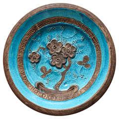 Zaccagnini Ceramic Plate