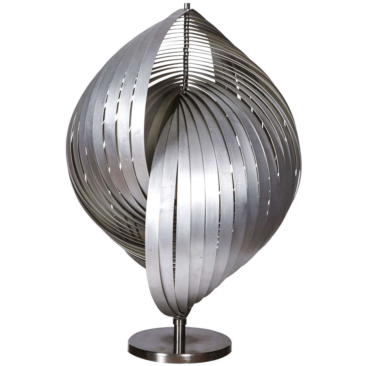 Table Lamp Attributed to Verner Panton