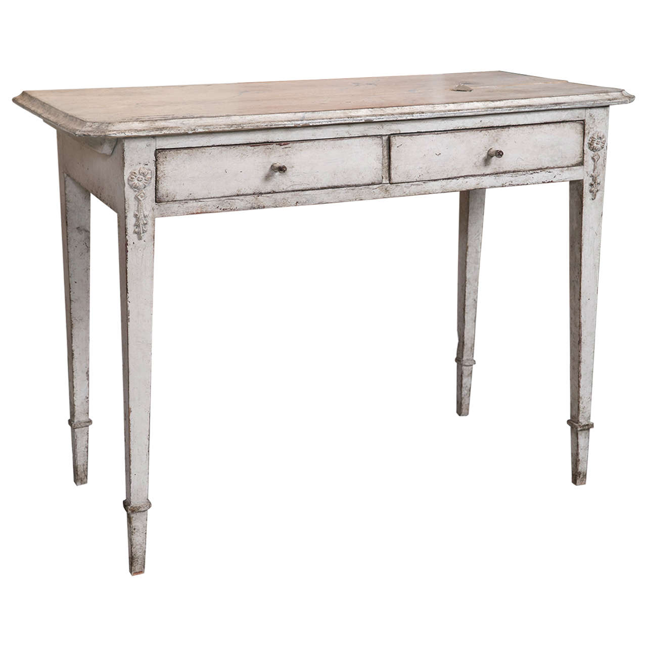 18th Century Swedish Desk At 1stdibs