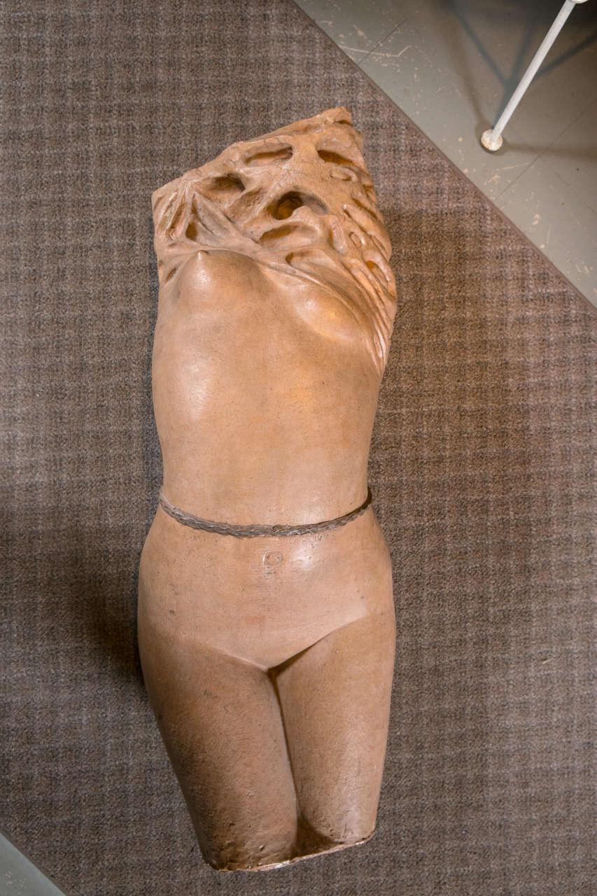 A 1950's nude sculpture by Dante Ruffini.