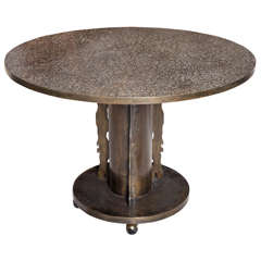LaVerne Etruscan Center Table