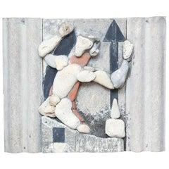 Maurice Garnier Wall Sculpture