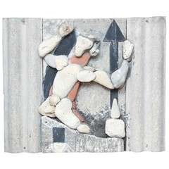 Maurice Garnier Wall Sculpture